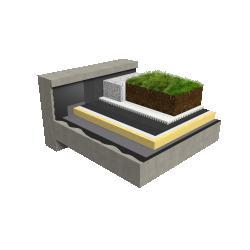 Accessible Canopia Jardin insulation multi use Silver concrete mountain climate