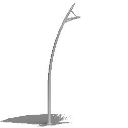 Aluminium column SAL DS 88