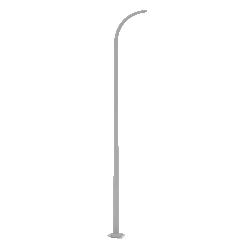 Aluminium column SAL 9 WL