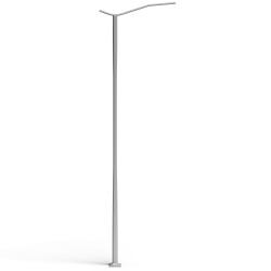 Aluminium column SAL P 61