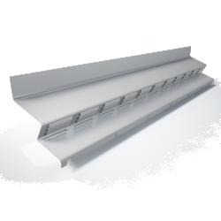 Faitiere contre mur ventilee  FMV3  Hauteur 40