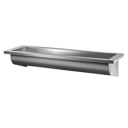 120250 Wall mounted CANAL wash trough