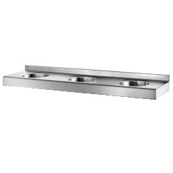 121750 Wall-mounted TRIPLO RP multiple washbasin