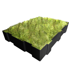 HYDROPACK® the modular green roof