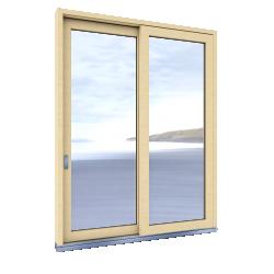 Lift and slide Door Inova