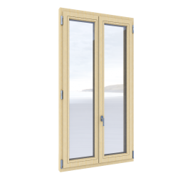 Windows 2 sach with double glassing