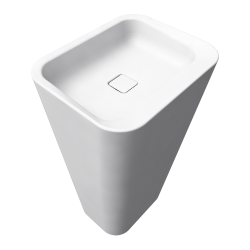 EMERSO Freestanding washbasin 420x520