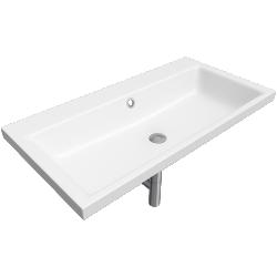 PURO Countertop washbasin 460x900 No. 3155