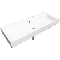PURO Wall-Hung double washbasin 460x1200