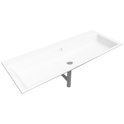 PURO Built-in double washbasin 460x1200