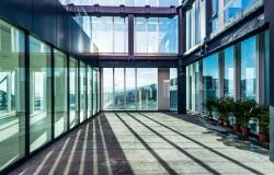 Double vitrage iplus à isolation thermique et solaire renforcee