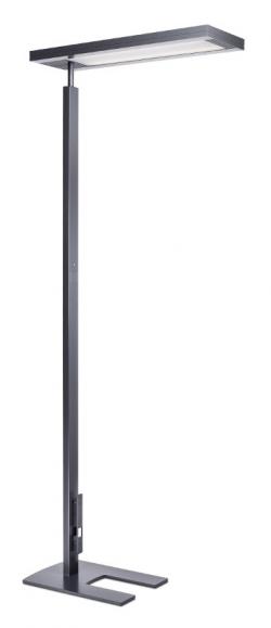 Radian Ludic Touch Lampadaire Mât Porté Latéral 52 68 W simultané