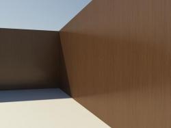Cedar Brown  WOOD  Aluminium Panel & Sheet
