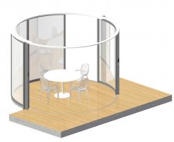 Lumicene LUMICENE circular window concept