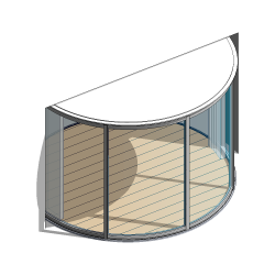 Lumicene Modèle applicable en immeuble collectif menuiserie seule