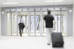 Automatic door system record FlipFlow Wide