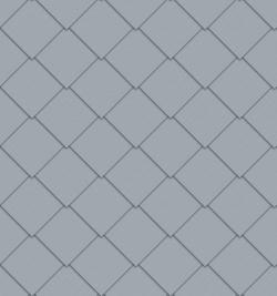 Square Tile Facade (325 mm x 325 mm, prePATINA blue-grey)