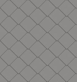 Bardeaux carres Facade (325 mm x 325 mm, ArtCOLOR Skygrey)