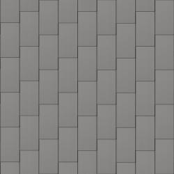 Bardeaux Couverture (500 mm x 1000 mm, vertical, ArtCOLOR Skygrey)