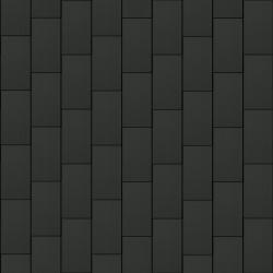 Bardeaux Couverture (500 mm x 1000 mm, vertical, ArtCOLOR Basalte)