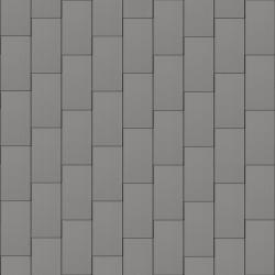 Bardeaux Facade (600 mm x 1500 mm, vertical, ArtCOLOR Skygrey)