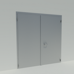 Double hung door CR3