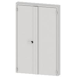 Double hung door CR4