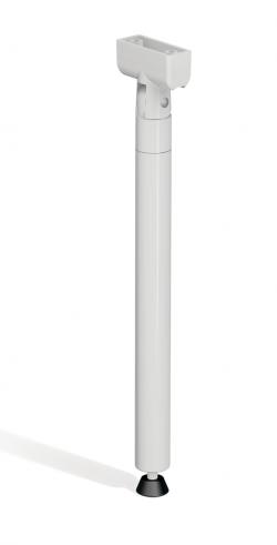 1847120 Pied escamotable 1449120 pour barre d'appui rabattable