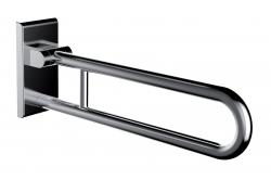2050010 Barre d'appui rabattable vario amovible L600 avec platine de fixation