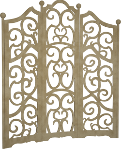 Rialto Folding Screen