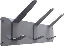 Heavy duty multy purpose stainless steel coat racks