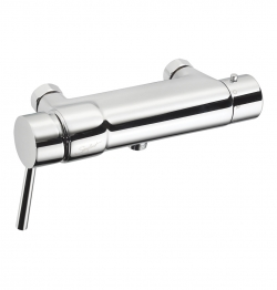 75112 PRESTO SANIFIRST MASTERMIX THERMOSTATIC SHOWER MIXER