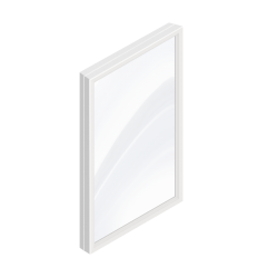 Fixed Window (PVC)