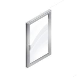 Window 1 leaf (Metal)
