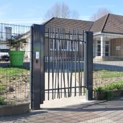 RESILOG OOBAMBOO Swing gate