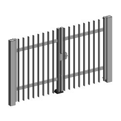 5010 swing gate