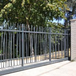 OOROSOO sliding gate