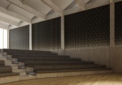 LAUDER LINEA 3D PIX Plafond