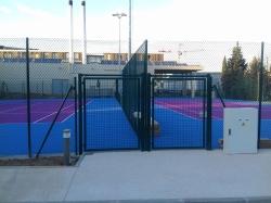 Portillon tennis