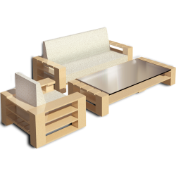 Palette Wood Furniture 2