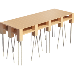 Palette Wood Table
