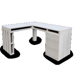 Palette Wood Desk 3
