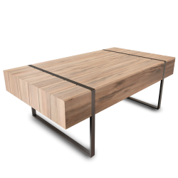 Palette Wood Low Table 2
