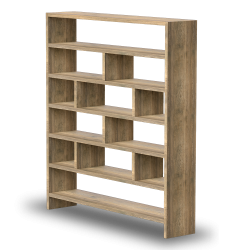 Palette Wood Shelves 3