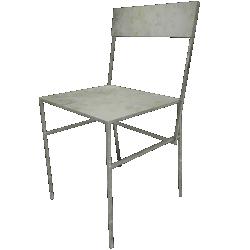 Metal Chair 5