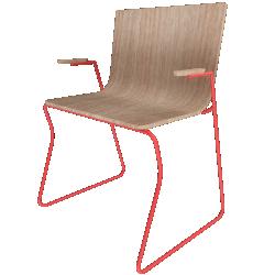 Metal Chair 9