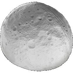 Asteroid Vesta (East)