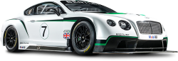 Bentley Continental GT3 R Racing Car 8