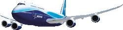 Blue Plane 534