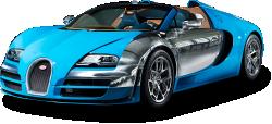 Bugatti Veyron Grand Sport Vitesse Meo Car 28